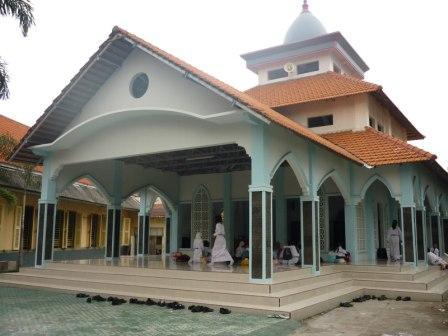 Masjid Sekolah ARRAHMAH