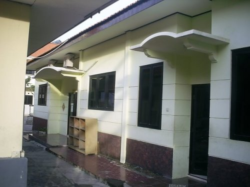 Ruang Perpustakaan SMP Negeri 2 Surabaya