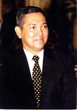 Bpk Jend. Tri Sutrisno (Mantan Wapres RI)