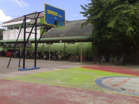 Lapangan Basket Spenda